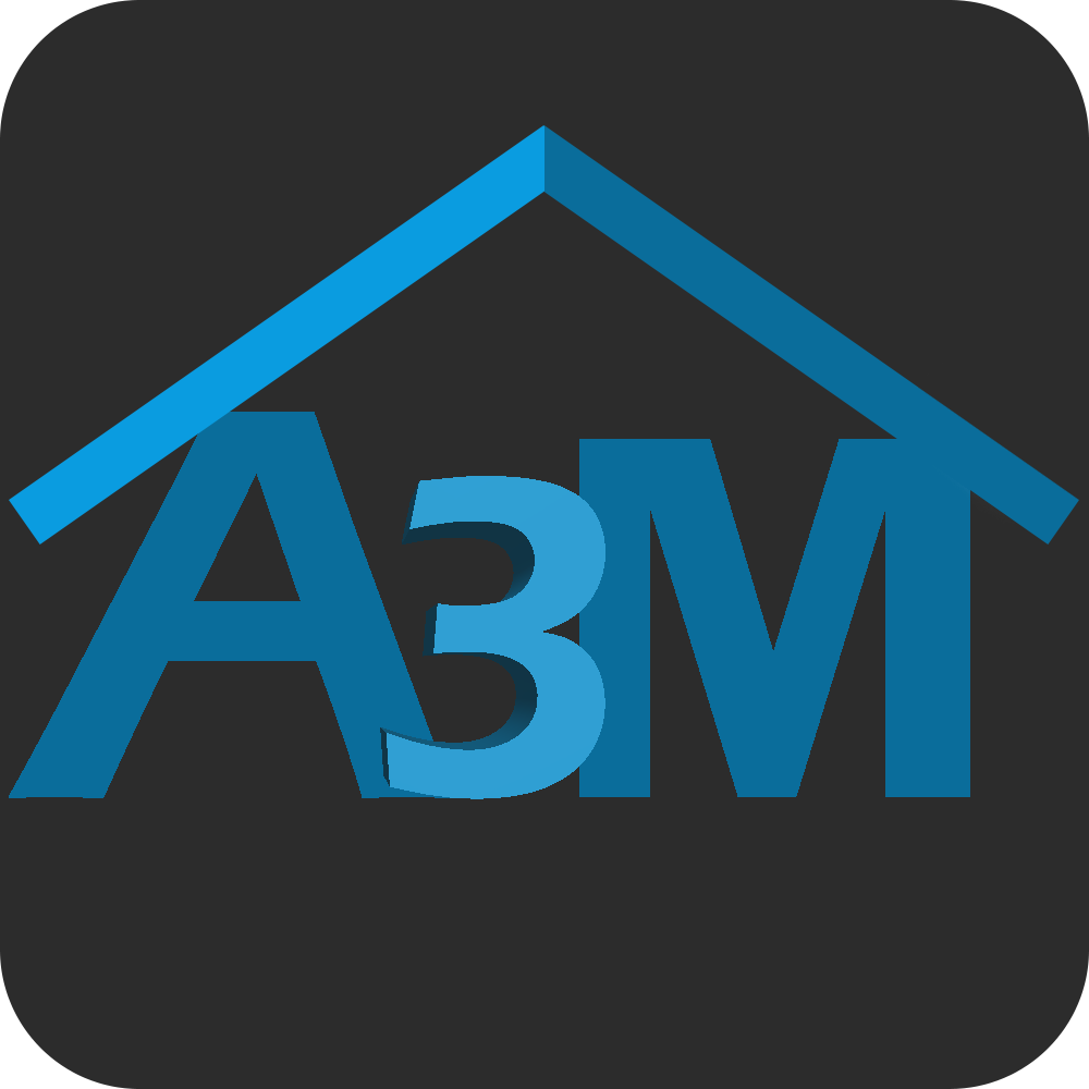 Logo A3M Groupe